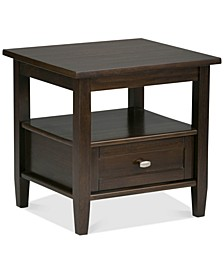 Burbank End Side Table