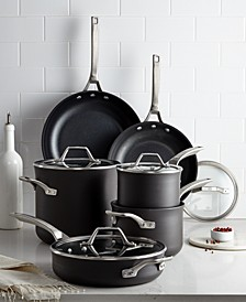 Signature Nonstick 10 Piece Cookware Set