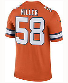 Nike Men's Von Miller Denver Broncos Legend Color Rush Jersey