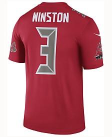Nike Men's Jameis Winston Tampa Bay Buccaneers Legend Color Rush Jersey