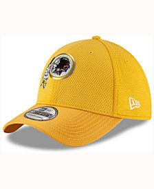 New Era Washington Redskins On-Field Color Rush 39THIRTY Cap