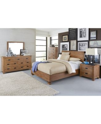 Bedroom Furniture King champagne bedroom furniture, king 3 piece set (bed, chest and