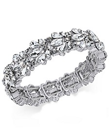 Crystal Stone Stretch Bracelet, Created for Macy's
