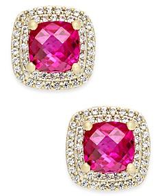 efd4dd10d6a9e Ruby Earrings: Shop Ruby Earrings - Macy's