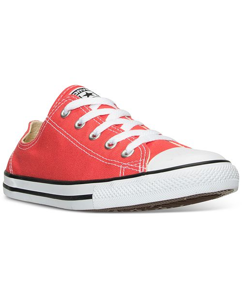 fbe61a62c13570 Converse Women s Chuck Taylor Dainty Casual Sneakers from Finish Line ...