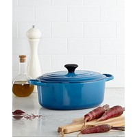 Deals on Le Creuset Signature Enameled Cast Iron 5 Qt. Oval French Oven