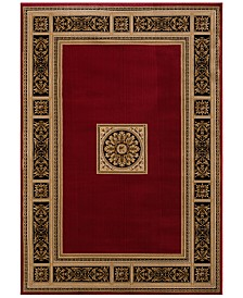 KM Home Sanford Milan 53 X 77 Area Rug