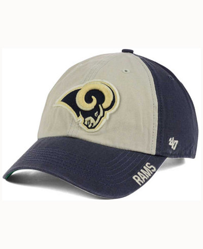 '47 Brand Los Angeles Rams Middlebrook CLEAN UP Cap