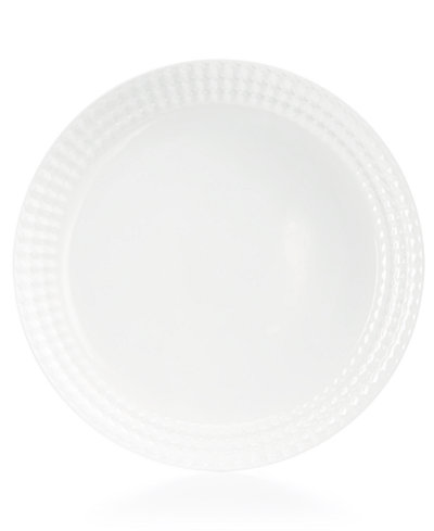 CLOSEOUT! Hotel Collection Apex Texture Coupe Dinner Plate, Created for Macy's