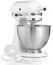 K45SSWH Classic 4.5-Qt. Stand Mixer