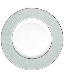 Dinnerware, Etoile Platinum Blue Accent Plate