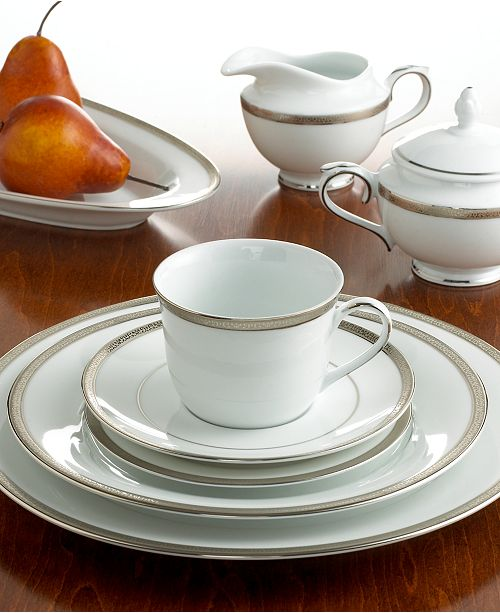 Sensational Charter Club Closeout Dinnerware Grand Buffet Platinum Home Interior And Landscaping Transignezvosmurscom