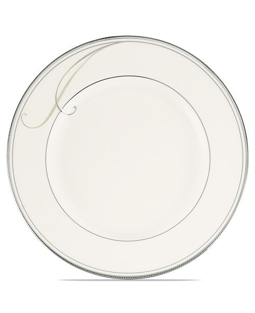 Noritake Platinum Wave Appetizer Plate
