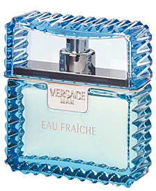 Versace Men's Man Eau Fraiche Eau de Toilette Spray, 1.7 oz.