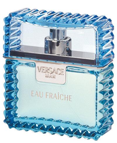 Versace Men's Man Eau Fraiche Eau de Toilette Spray, 1.7 oz.