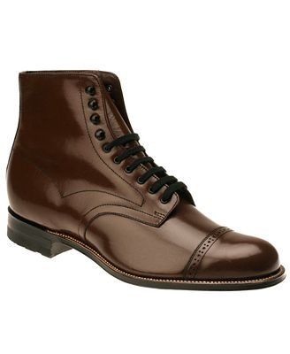 Stacy Adams Men's Madison Boot - All Men's Shoes - Men - Macy's