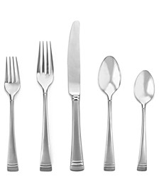 Federal Platinum Frost 20 Pc Flatware Set, Service for 4