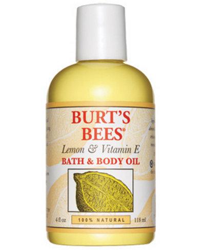 Burt's Bees Vitamin E Oil