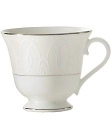 Waterford Ballet Icing Pearl Teacup