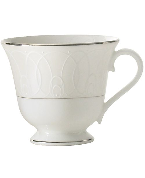 Waterford Ballet Icing Pearl Teacup