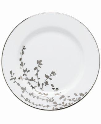 Gardner Street Platinum Appetizer Plate