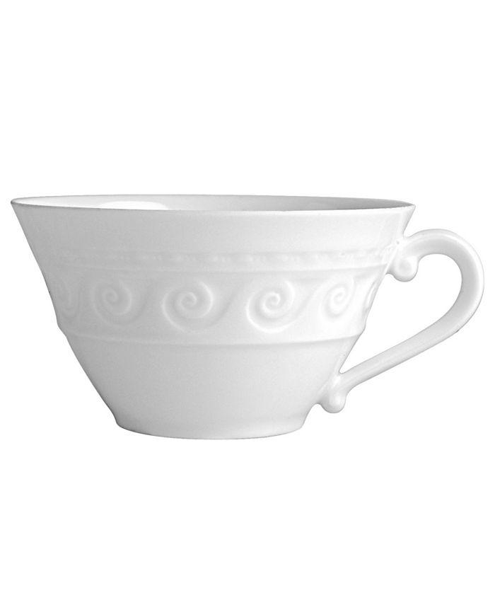 "Bernardaud - ""Louvre"" Teacup"
