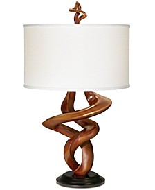home by Pacific Coast Tribal Impressions Table Lamp