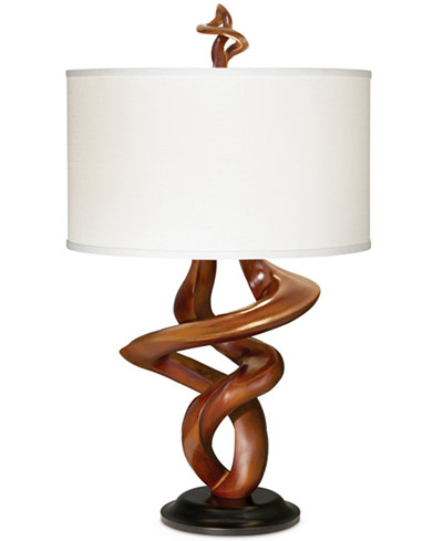 kathy ireland home by Pacific Coast Tribal Impressions Table Lamp - Kathy Ireland Home By Pacific Coast Tribal Impressions Table Lamp
