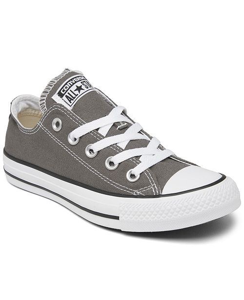 2915fd91a90726 ... Converse Women s Chuck Taylor All Star Ox Casual Sneakers from Finish  ...