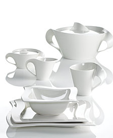 Villeroy \u0026 Boch Dinnerware New Wave Collection  sc 1 st  Macy\u0027s & Dinnerware Sets and Fine China - Macy\u0027s