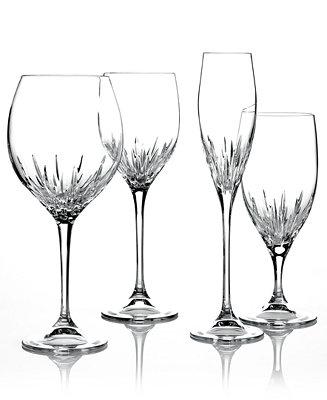 Vera Wang Wedgwood Duchesse Stemware Collection All Glassware Drinkware Dining