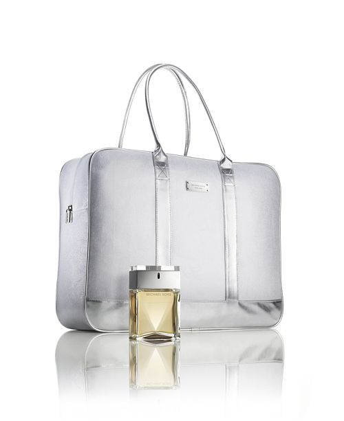 3a1b434f7114 Michael Kors FREE Weekender Bag with  55 Michael Kors fragrance purchase!