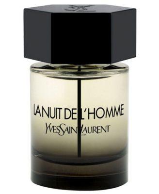 Men's La Nuit de L'Homme Eau de Toilette, 2 oz.