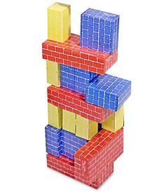 Toy, Deluxe Jumbo Cardboard Blocks