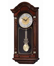 Wooden Wall Clock QXH004BLH