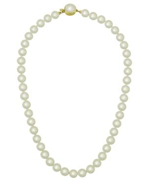 Majorica 18k Gold over Sterling Silver Necklace,
