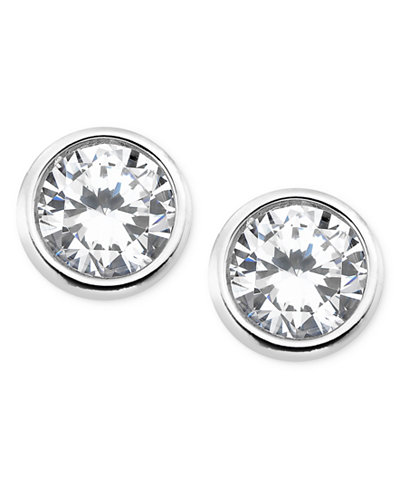 Danori Earrings, Stud Crystal