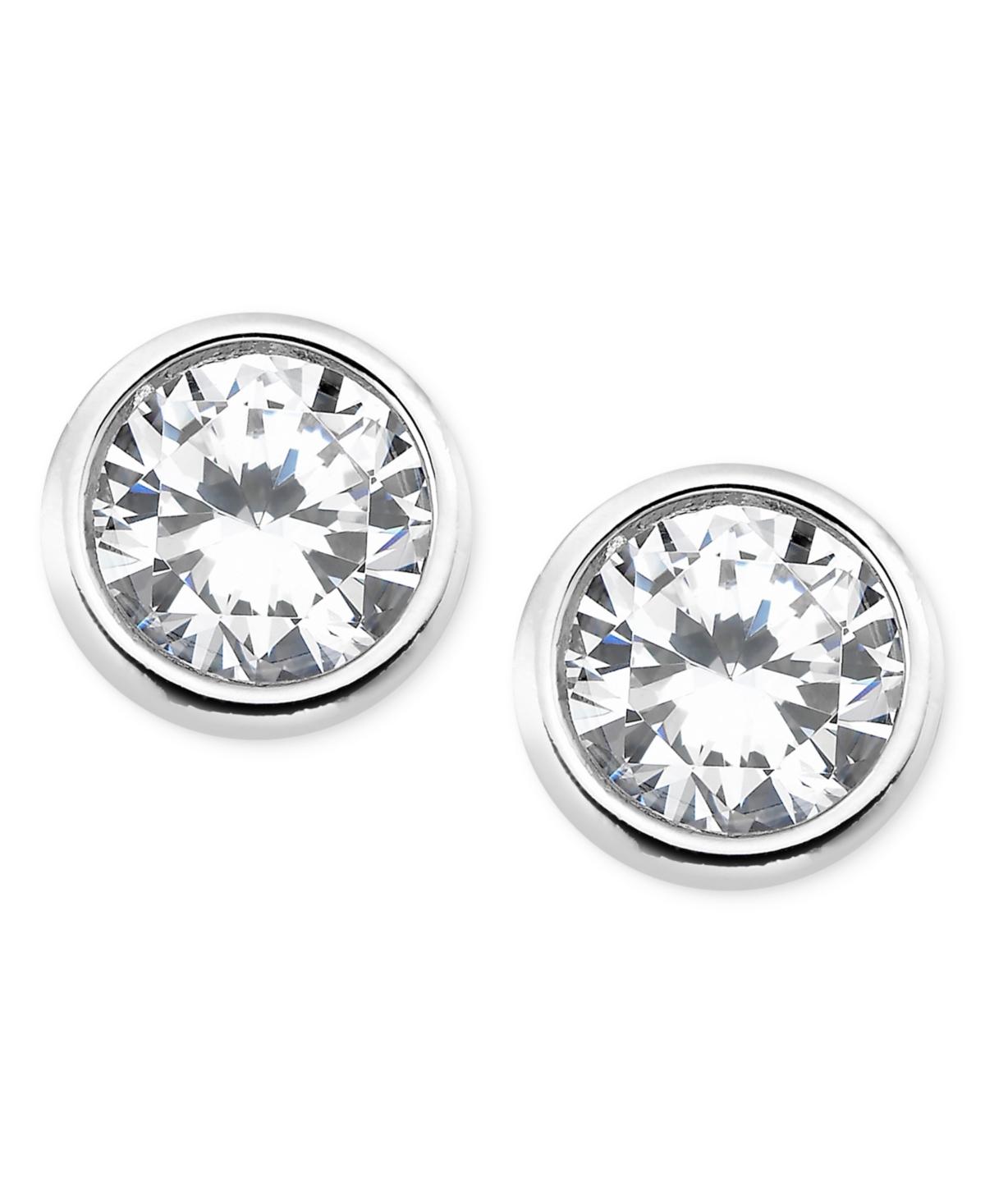 Eliot Danori Stud Crystal Earrings, Created for Macy's
