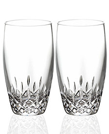Waterford Barware Lismore Essence Highball Glasses, Set of 2