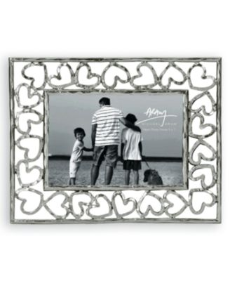"Heart 5"" x 7"" Picture Frame"