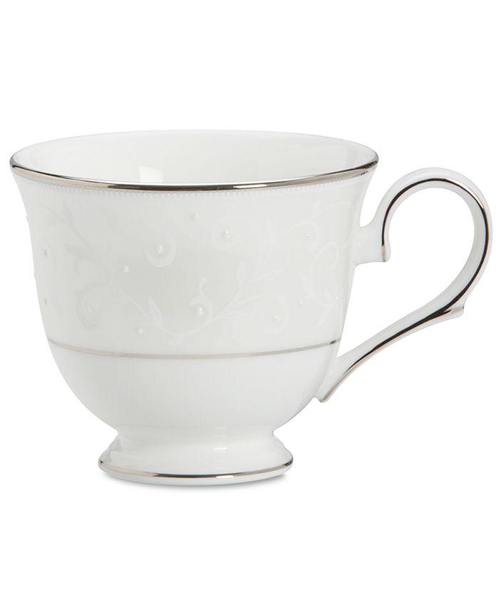 """Lenox - """"Opal Innocence"""" Teacup"""