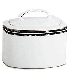 kate spade new york Union Street Covered Sugar Bowl