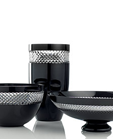 John Rocha at Waterford Crystal Gifts, Black Cut Collection