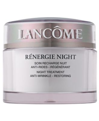 Rénergie Moisturizer Night Cream, 2.5 Oz.
