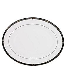 Lenox Vintage Jewel Large Oval Platter