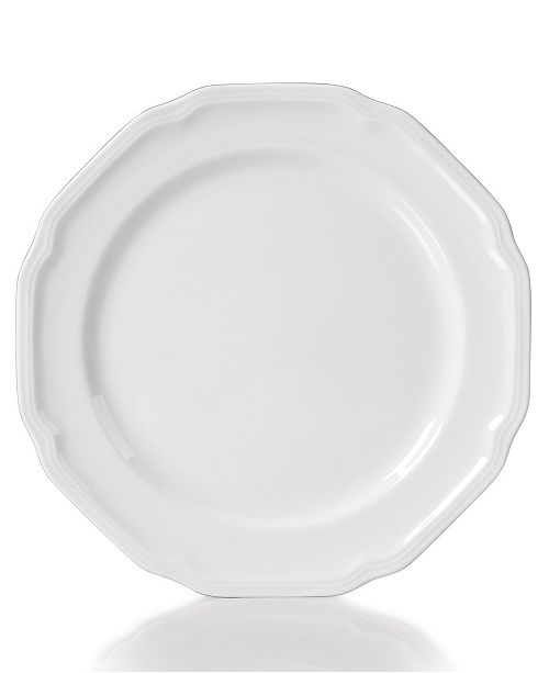Mikasa Dinnerware, Antique White Salad Plate