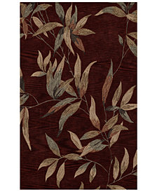 Dalyn Area Rug, Studio SD4 Cinnamon 5'X7'9""