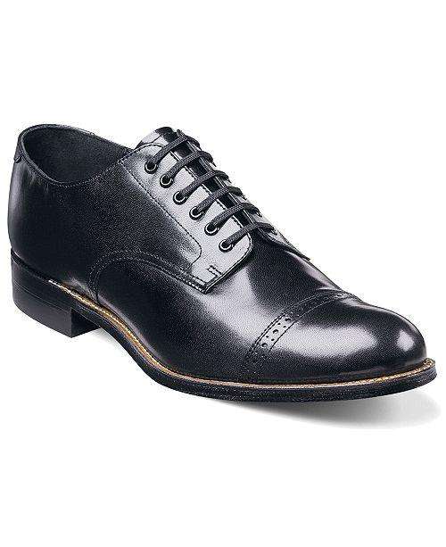 Stacy Adams Mens Madison Cap Toe Oxford All Mens Shoes Men