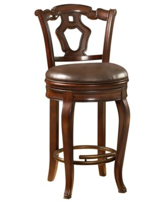 Toscano Chair Bar Stool Furniture Macy S