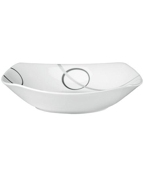 Mikasa Dinnerware, Geometric Circles Soup Bowl